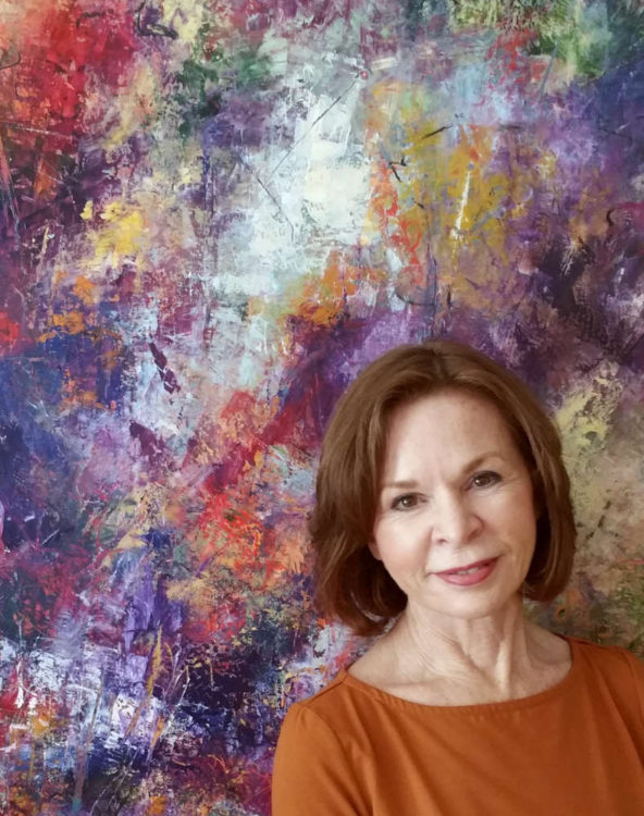 Aleta Pippin, Santa Fe abstract painter