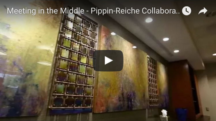 Meeting in the Middle, video of Pippin-Reiche collaboration