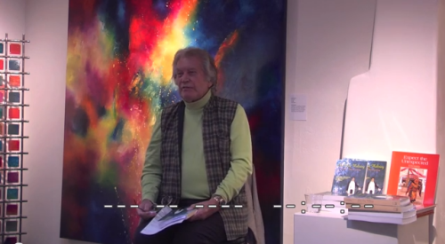 Eric Gustafson video of his discussion about the joys and challenges of collecting at Pippin Contemporary