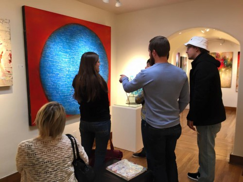 Santa Fe Art Tour at Pippin Contemporary