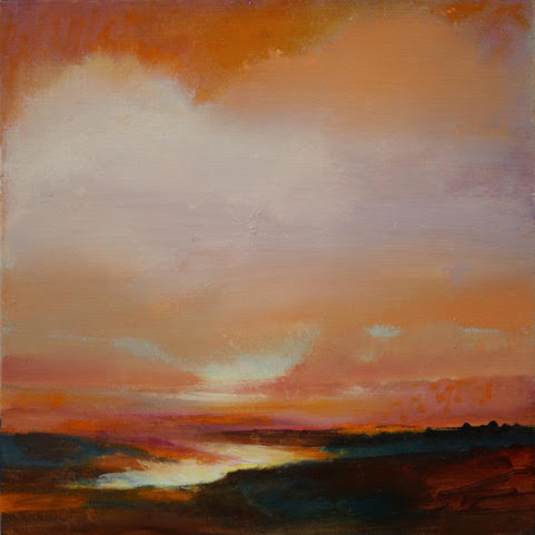 A Peach of a Day by Gina Rossi at Pippin Contemporary