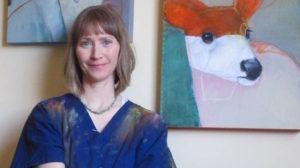 Rebecca Haines Pippin Contemporary Artist