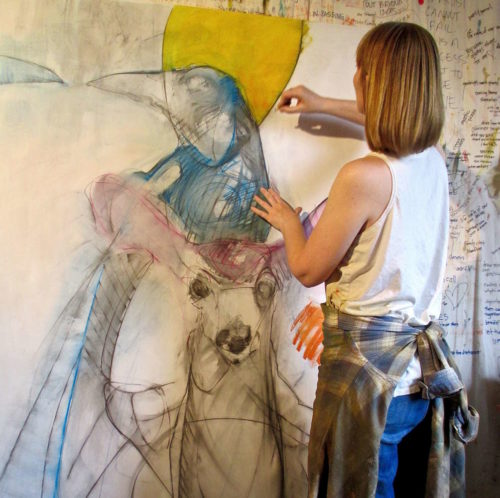 Rebecca Haines at Pippin Contemporary