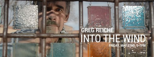 Greg Reiche: Into the Wind at Pippin Contemporary