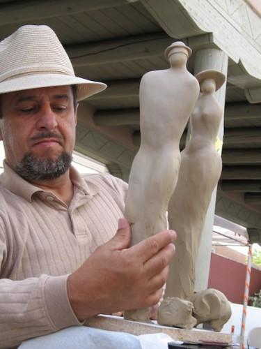 Pippin Contemporary Sculptor Guilloume