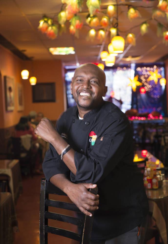 JAMBO Chef Ahmed Obo
