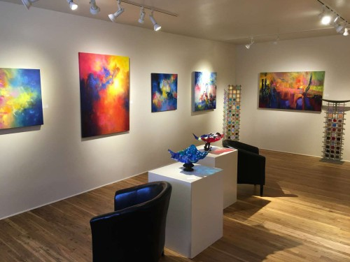 Aleta Pippin art at Pippin Contemporary