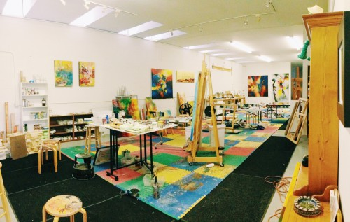 Aleta Pippin Studio