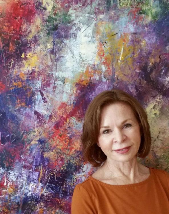 Aleta Pippin, Santa Fe abstract painter