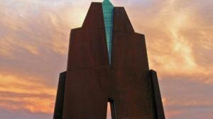 El Camino de Suenos by sculptor Greg Reiche - Pippin Contemporary