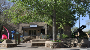 Pippin Contemporary at 200 Canyon Road, Santa Fe, NM