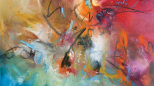 Lighten Up by Aleta Pippin at Pippin Contemporary