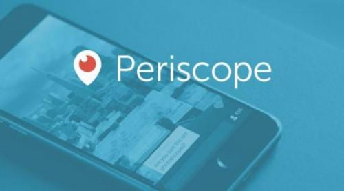 Pippin Contemporary on Periscope